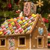 クリスマスにIKEAのジンジャーブレッドハウス(お菓子の家)を作る