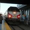 米国横断旅の記録:サンフランシスコの列車カルトレイン(Caltrain)