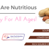 Peanuts Are Nutritious And Healthy For All Ages!