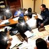 シープハウスの活動は活況。中学生の人数がかなり増えてきました。