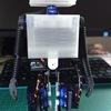 週刊中ロボ100 ArduiroidOneには純正のSG90を