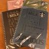 スターバックスとコクヨのコラボした環境に配慮されたノート