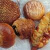 久々に金沢市八日市出町のアルビス近くにあるパン屋さんランコントルで、TABETEアプリを使ってパン詰め合わせ。