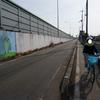 激シブ加古川の町をサイクリング