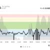 ジョギング17.27km・フルマラソン1週間前…故障にだけは気をつけろ