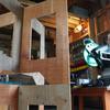 【DIY】自作作業台(ぺケ台)を制作!テーブルの脚としても使えます。