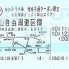 地域共通クーポン限定自由周遊きっぷ(岡山エリア)