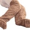 まだ足の冷えに悩んでるの?男性でも履ける「極暖 足が出せるロングカバー」