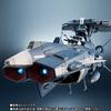 【宇宙戦艦ヤマト2202】輝艦大全『地球連邦アンドロメダ級三番艦 アポロノーム』1/2000 完成品モデル【バンダイ】より2018年11月発売予定♪