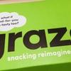 """イギリスのサブスクリプションボックス""""graze""""(グレーズ)"""