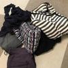 服を買った分だけ断捨離。でも断捨離後またすぐ買い物してしまう自分であった・・・