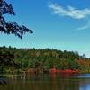 八ヶ岳 紅葉映す白駒池から高見石を歩く