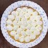 マスカルポーネタルトの飾りは残念、レシピは生きくらげの小鉢、副菜って大事です。