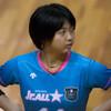 2015 全日本ジュニアオールスタードリームマッチ 栗田 楓選手、