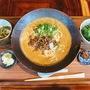 【有楽町】好みすぎる担々麺に「TexturA」の平日限定カジュアルランチで出会ってしまった