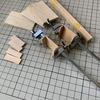 ミニチュア家具を作ろうと木材を出してみたけど・・・