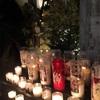 25日の朝はクリスマスのミサへ、パリの中心地にあるサン・ニコラ・デ・シャン教会。