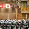 第72回 国民体育大会(本大会)山梨県選手団 結団壮行式 合同応援