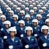 ロシア警察合唱団 VS 中国軍マーチ「ゲット・ラッキー」(ダフト・パンク) / Russian Police VS  China Army- Get Lucky (Daft Punk)