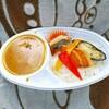 【金沢 弁当 テイクアウト】「カレーライス弁当(バターチキンカレー)」ラ~メン ちゅるちゅる