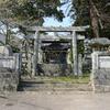 愛媛県西条市 丹原町田滝「黒瀧神社と黒滝神社奥の院」