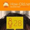 今日の顔年齢測定 173日目