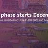 【EURO2020チケット2次販売】12/4開始!一般枠の抽選販売を狙うコツや販売ルールは?