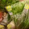 お野菜のデリバリーを再開。
