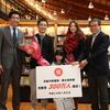 武雄市図書館の来館者数が300万人を突破