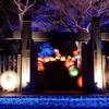 ぎふ灯り物語〜アート&ヒストリー〜(岐阜公園・川原町広場で2月7日まで開催)