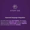 Atomを統合開発環境にするAtom-IDE