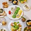 【和食】巻き寿司と押し寿司/Rolled Sushi and Pressed Sushi