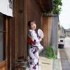 浴衣可愛い あやかさん その5 ─ 北陸モデルコレクション 2021.7.11 富山市岩瀬エリア ─