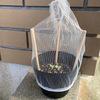 ミニカリフラワー栽培(プランター)・・・手のひらサイズのミニサイズ。