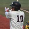 2年にリーグ4本塁打を放った左の大型スラッガー 早稲田大 加藤 雅樹選手 大卒左外野手