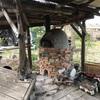 石窯で焼くミートローフと、石窯の誕生の秘密。