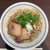 担々麺はなび南陽店(名古屋市港区)クリーミー胡麻まぜそば 900円