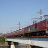貨物列車撮影 9/29② 2079レ、80レ、E233系試運転など