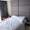 タイ パタヤのコンドミニアム INDEXで居住必要品(テレビ、ソファー、マットレスetc.)を購入