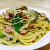 昆布出汁で蒸し焼きしてオリーブオイルをかけると野菜を美味しく仕上げるイタリアン