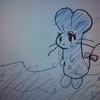 ネズミみたらし団子...