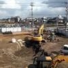 市内の工事「輪島市本庁舎整備工事」(2020年2月27日 現在)