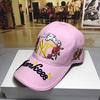 素晴らしい涼しげ野球帽 NY NEW YORKハット通販