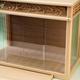 神殿ガラスケース 神棚を収めると大きな箱宮のようになります