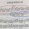 ピアノレッスン21回目。小学生の音。