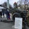 エストニア独立99周年記念式典 & 軍事パレード