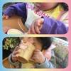 1歳4ヶ月☆左利き⁉︎