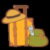 【旅行と防災】2泊旅行の準備、5分でできる?【#旅行の準備 】