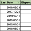 Google Apps Script で定期作業の実施記録 & リマインド