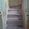 遂に階段が完成!